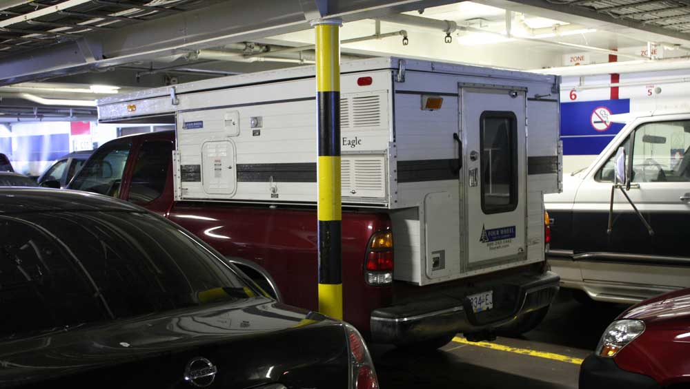Tundra with Eagle on 