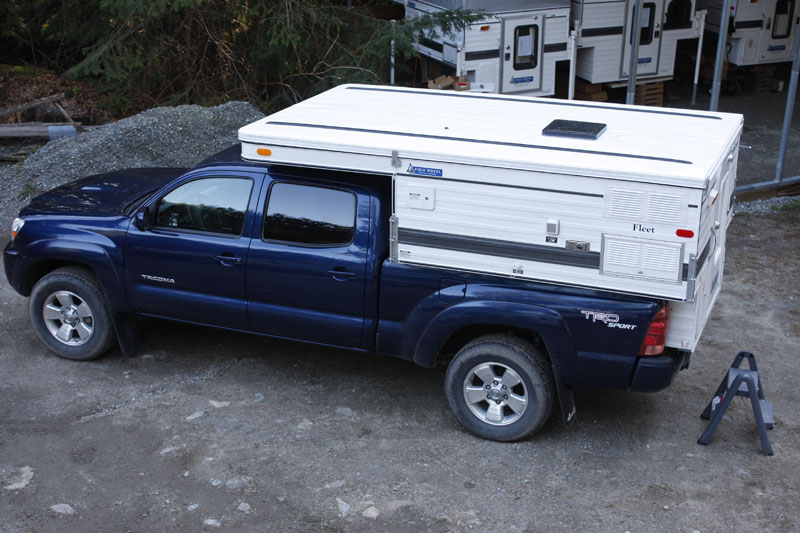 Four Wheel Campers Canada Eagle Model